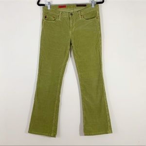 AG . 'The Angel' Corduroy Pants .  28R